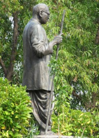 Ambedker statue for web